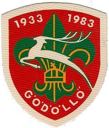 Godollo anniversary patch
