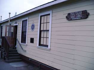 Presidio of Monterey Scout Lodge
