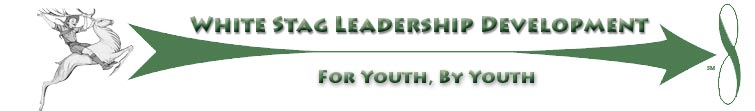 Junior Leader Training -- White Stag Leadership Development